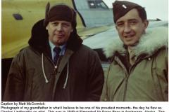 Lindbergh - 1st Lt Thomas W. McCormick