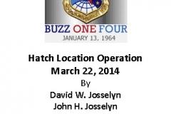 Hatch Location Operation