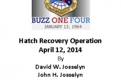 Hatch Recovery Operation